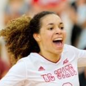 Morgan C. ~ Carlsbad ,CA ~ NC State Volleyball Star
